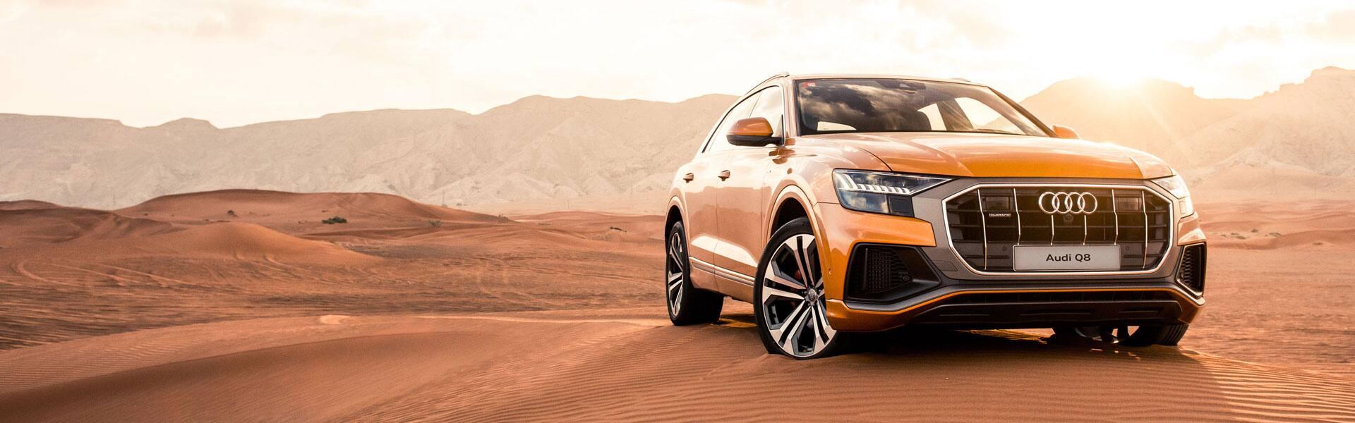 Audi Q8 2019 > Audi Q8 2019 > Audi Middle East
