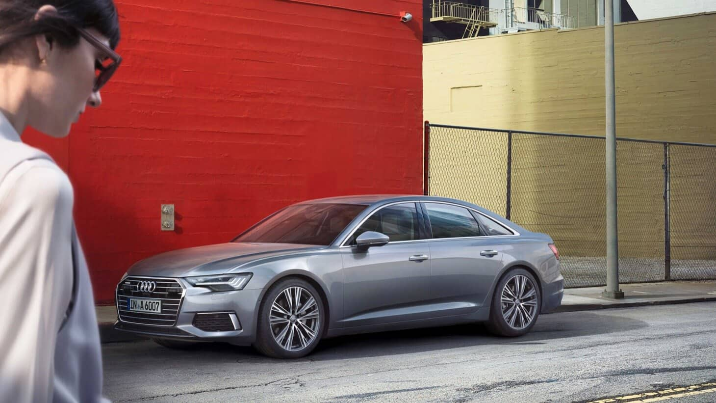 2020 Audi A6 Register Your Interest Today Audi Middle East