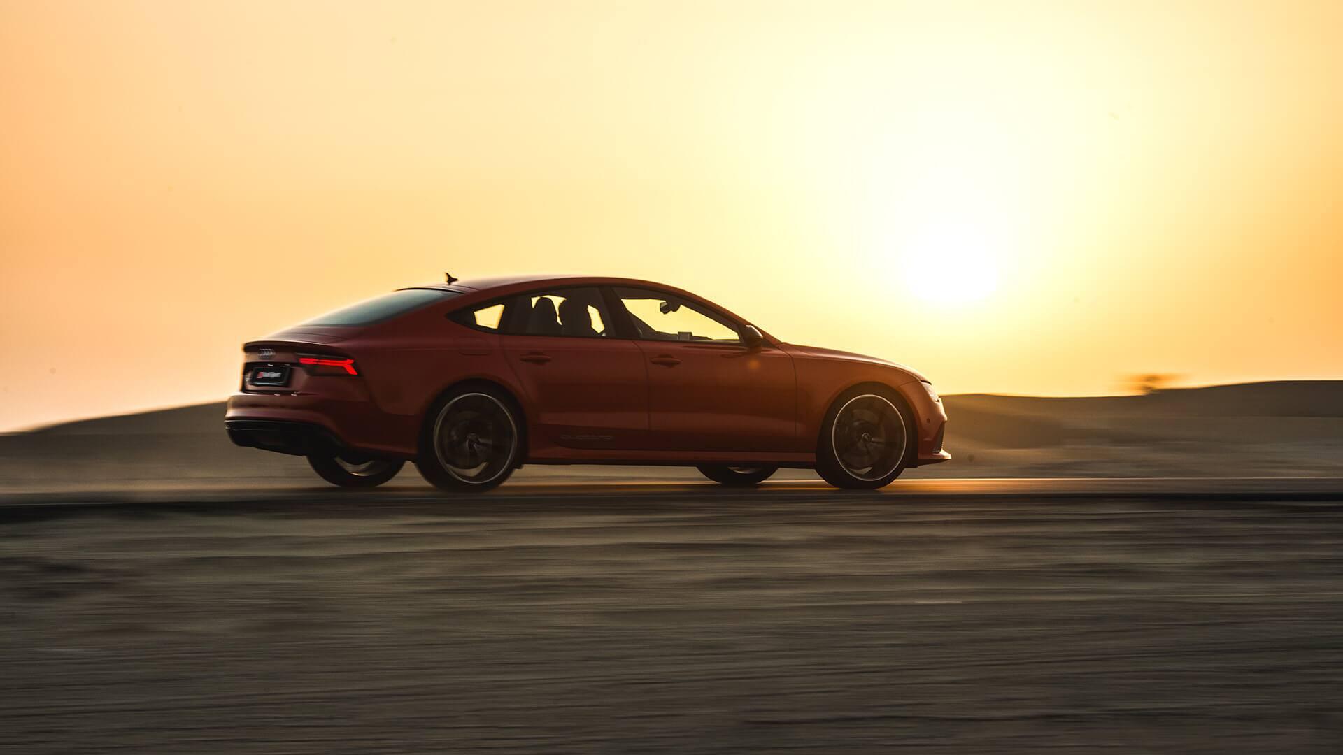 Audi Rs7 Performance A7 Audi Middle East Advancement Through