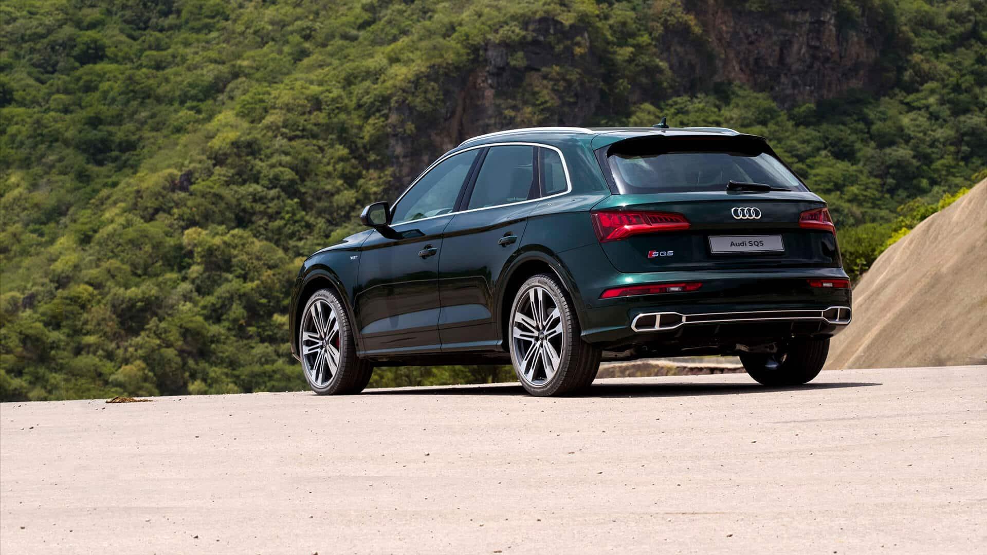 2020 Audi Sq5 New Review