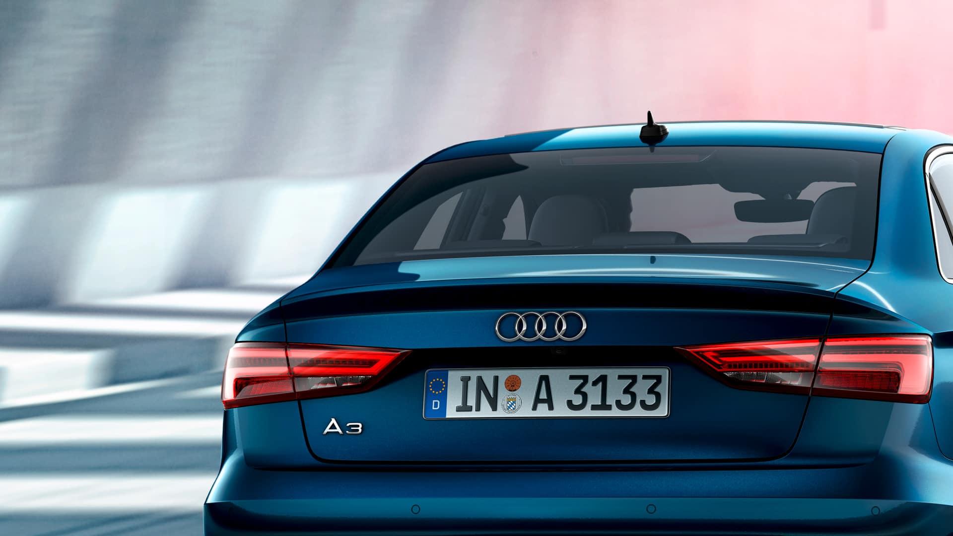 Audi A3 2019 A3 Range Audi Middle East Advancement Through