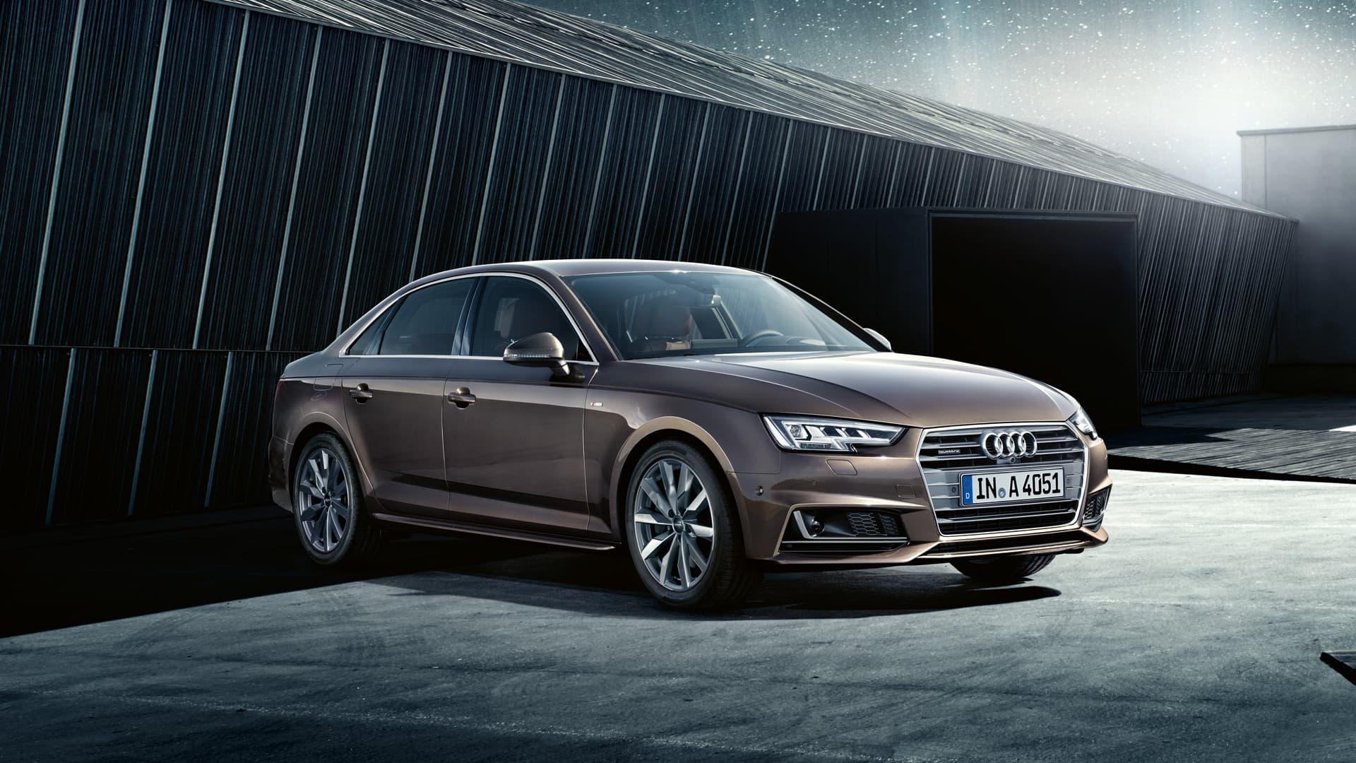 Audi A4 Sedan Gt A4 Gt Audi Middle East