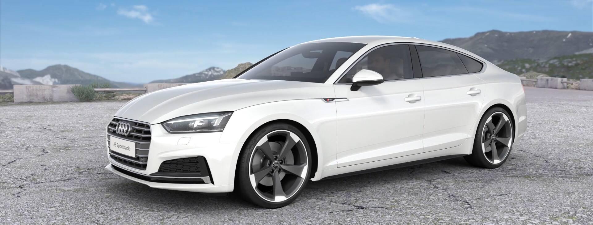 Audi A5 Sportback 2019 Audi A5 Range Audi Dubai