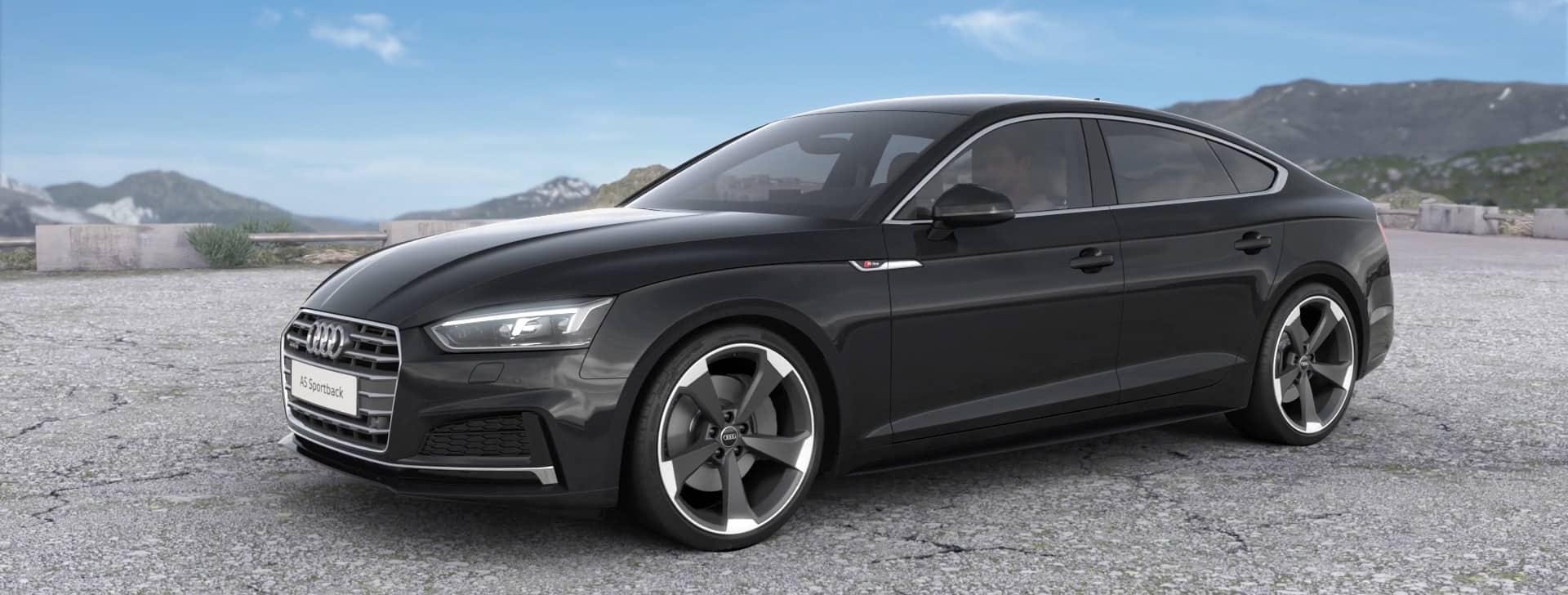 Audi A Sportback A Audi Middle East - Audi a5 sportback