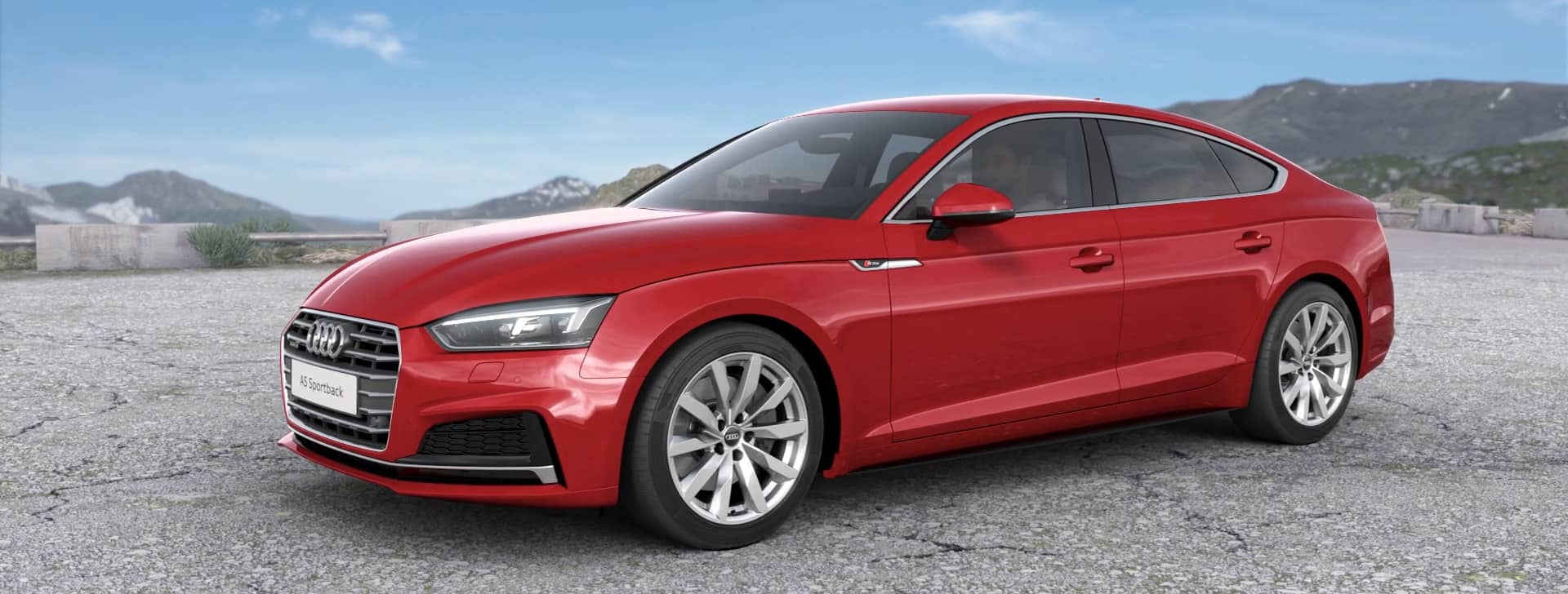 A5 Sportback 2019 Audi A5 2019 Audi Middle East