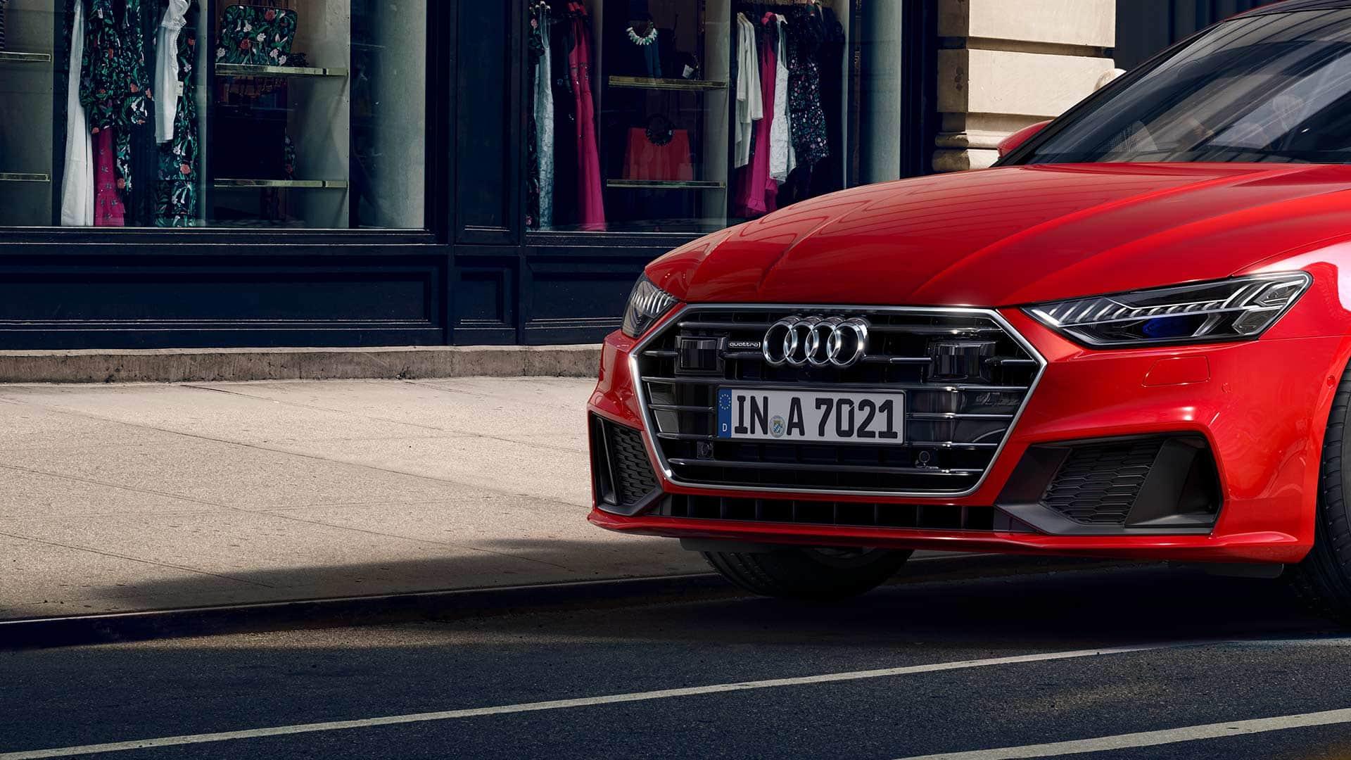 A7 Sb 2019 A7 Audi Middle East Advancement Through Technology