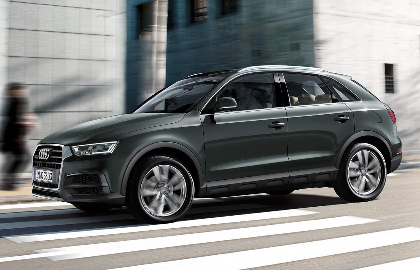 Audi Q3 2019 Q3 2019 Audi Middle East Advancement Through
