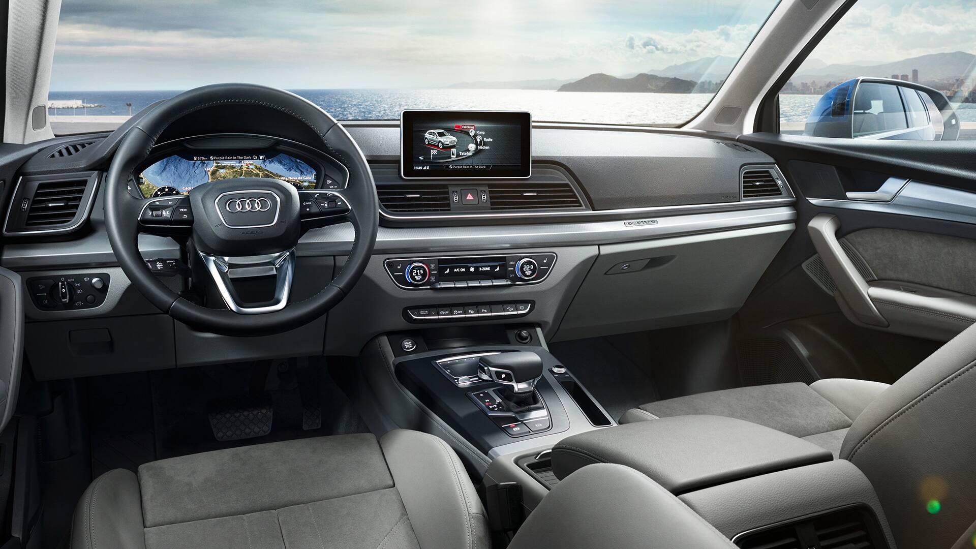 2018 Audi A1 >> Audi Q5 > Q5 > Audi Middle East