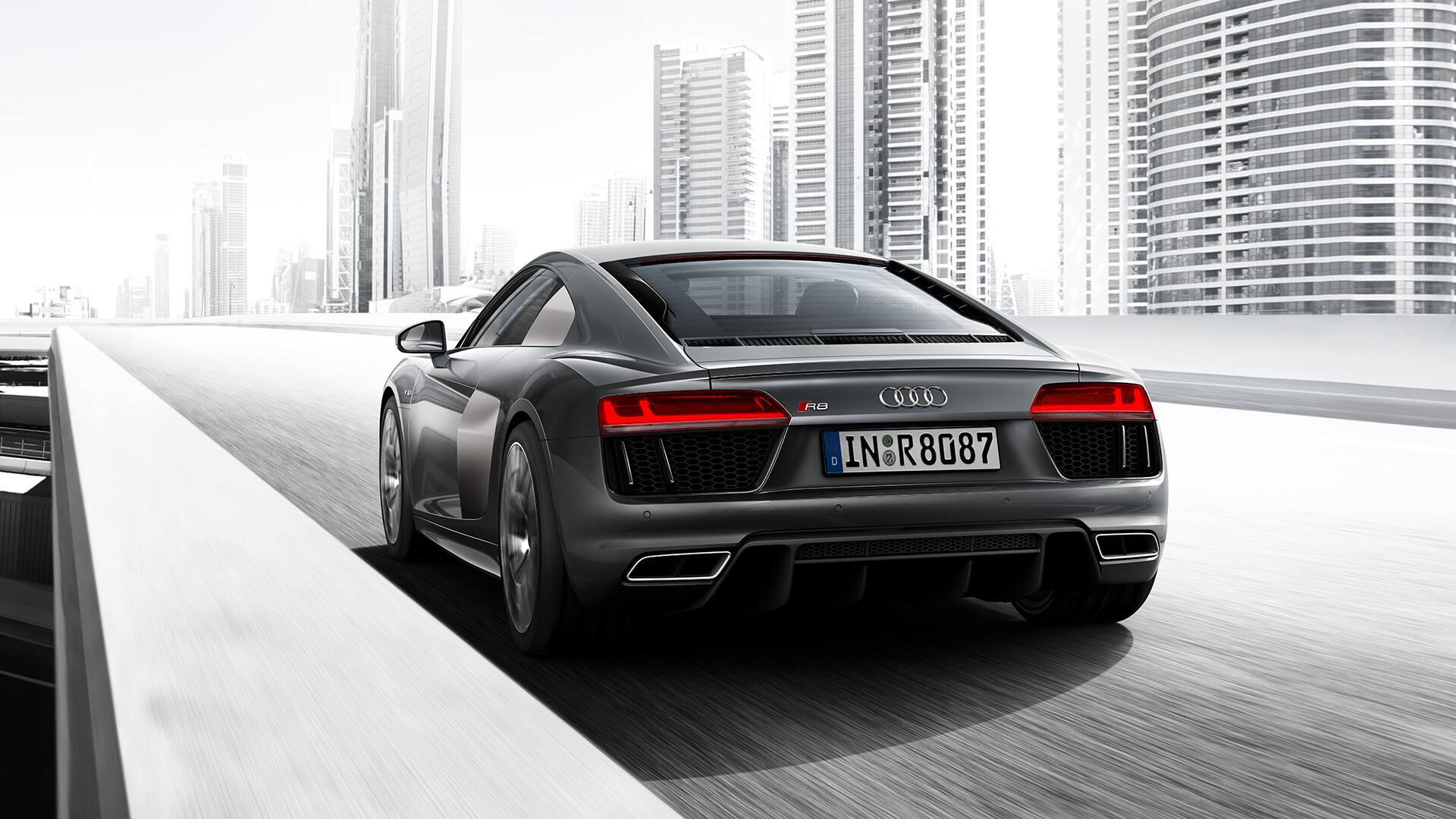 Audi R8 Coupé V10 R8 Audi Middle East