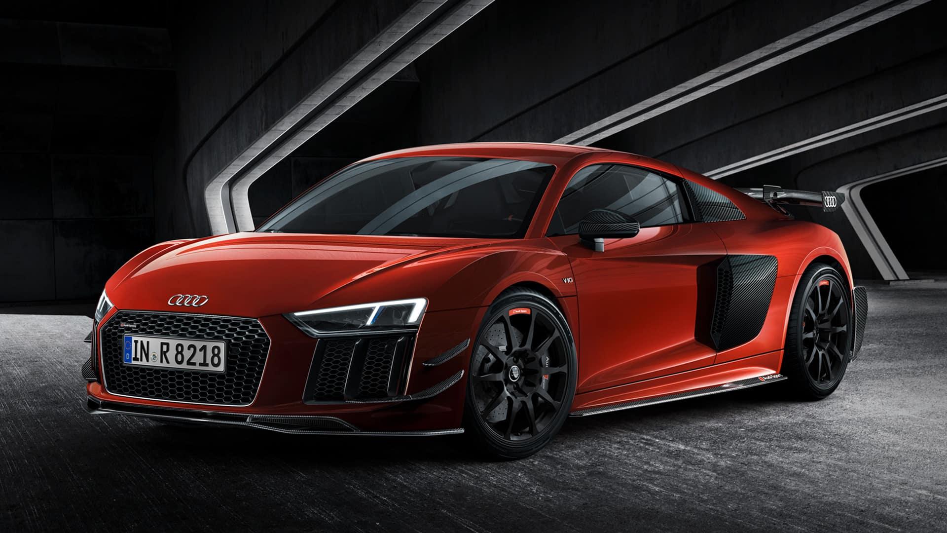 More Audi Sport.