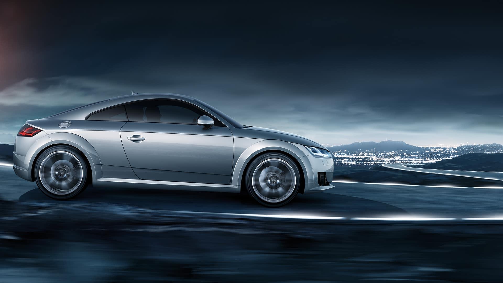 Audi Tt Coupe 2019 Tt Range Audi Middle East Advancement