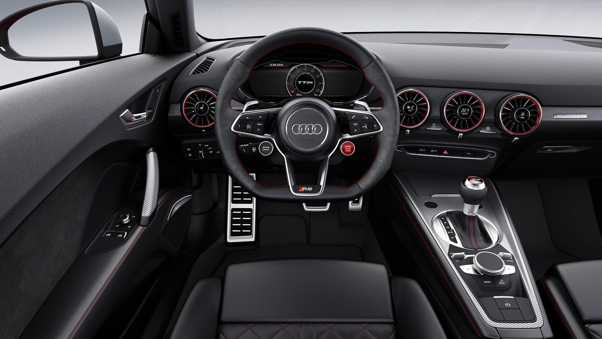 Audi Ttrs Coupe 2019 Audi Tt 2019 Audi Middle East