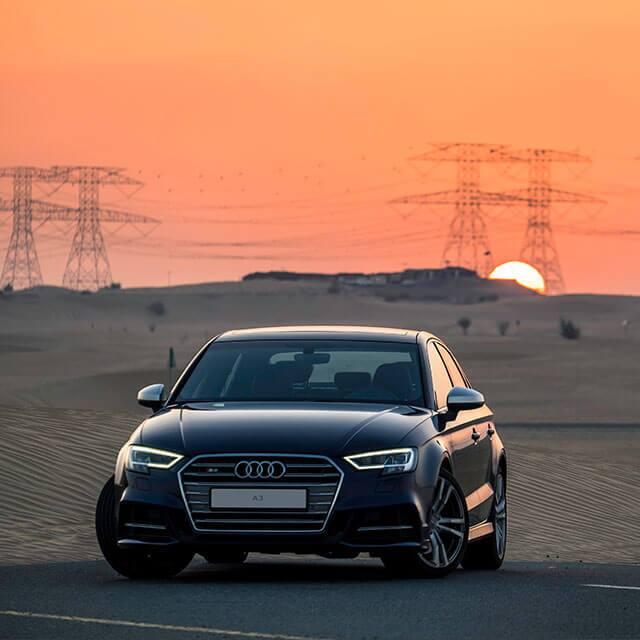 Audi A3 2019 > Audi A3 2019 > Audi Middle East