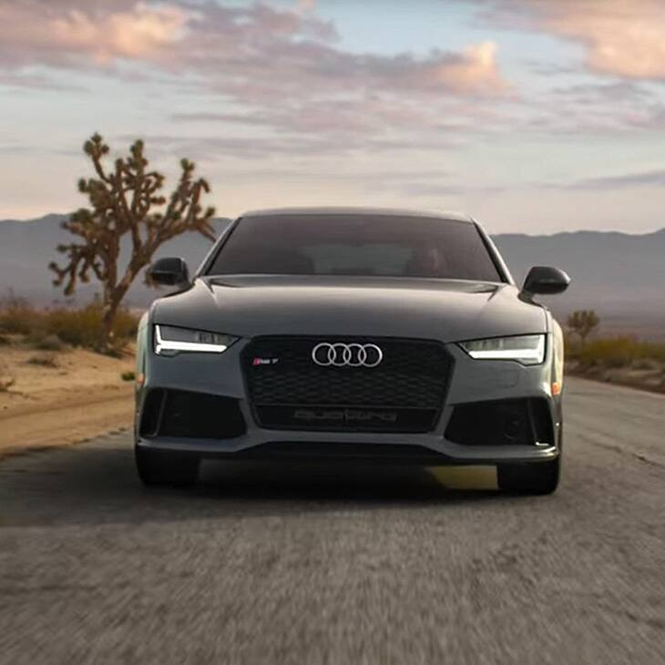 The RS 7