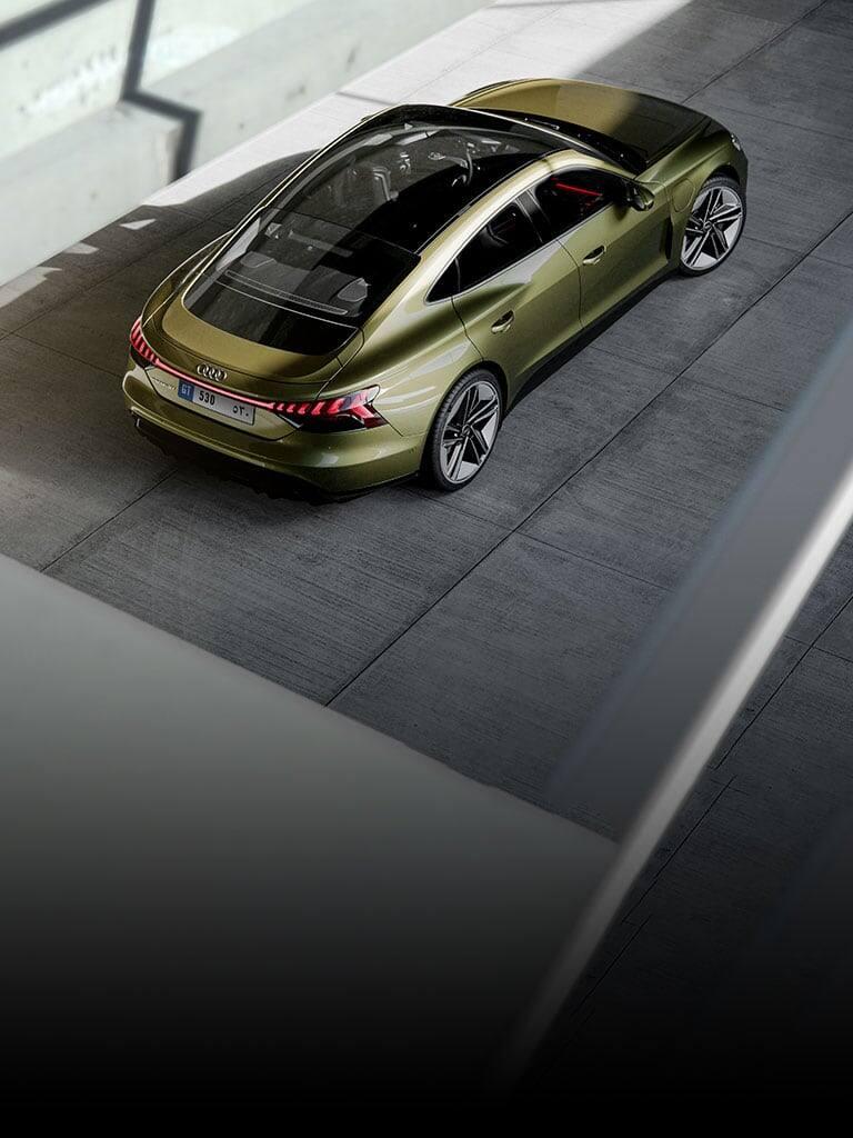 e-tron GT quattro