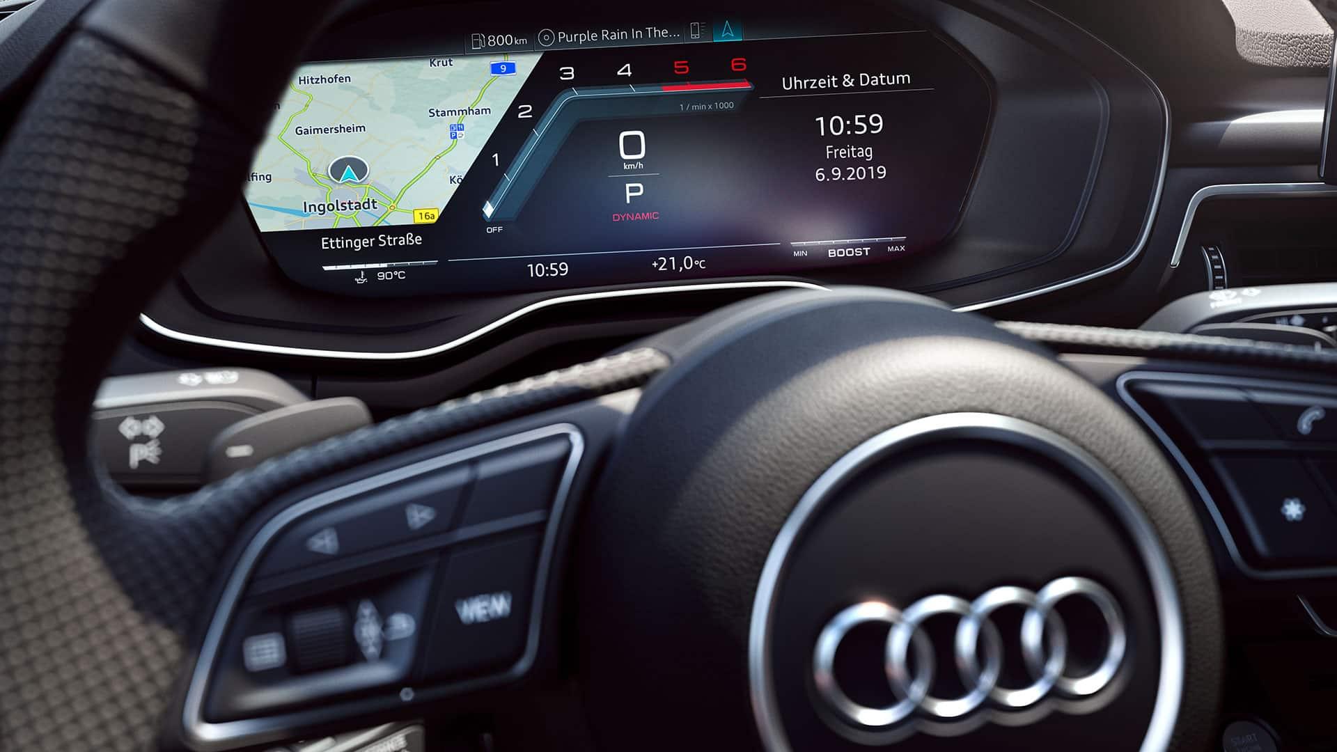 2020 Audi Rs5 Tdi Wallpaper