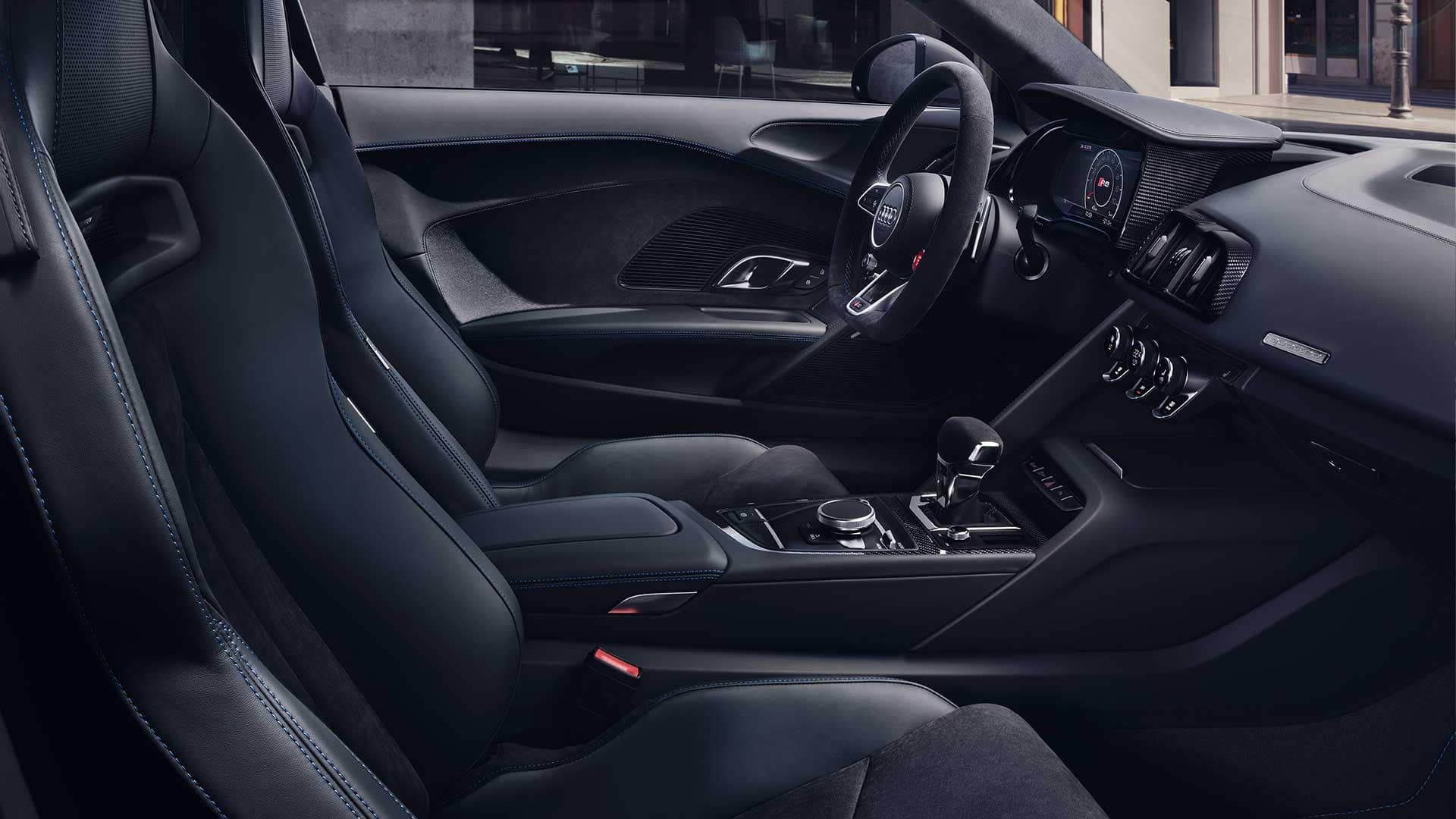 Interior Audi R8 Coupé V10 performance quattro