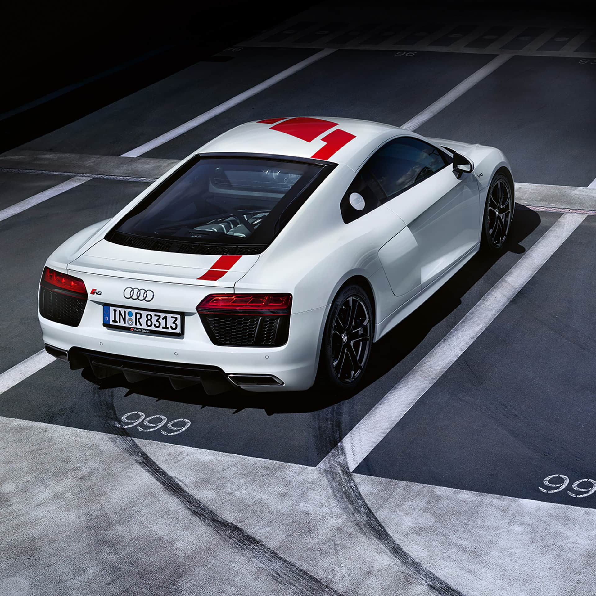Audi R8 Coupe 2019 R8 2019 Audi Middle East Advancement