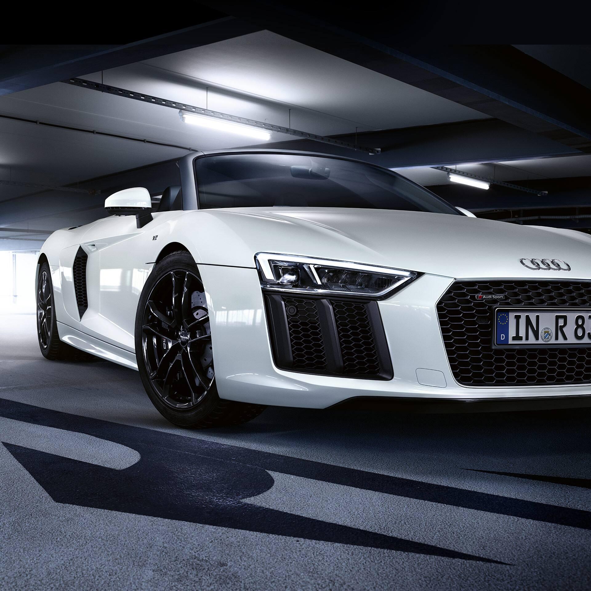 Audi R Spyder V RWS R Audi Bahrain - Audi rx8